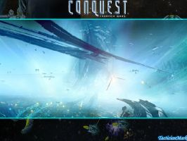 Conquest: Frontier Wars WP by TacticianMark