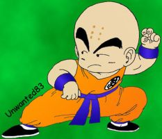 'Unwanted83'Kuririn by Unwanted83