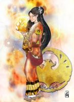 Legend of the Five Rings by Hedysa