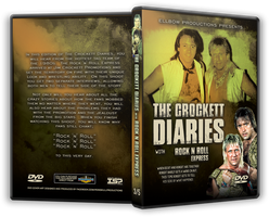The Crockett Diaries with the Rock n Roll Express by TheIronSkull