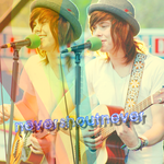 NeverShoutNever--Happy by kellybummm