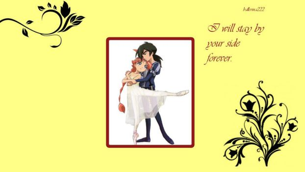 Background-Forever 1366x768 by ballerina222