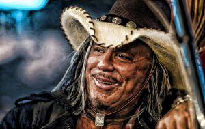 Micky Rourke The Legend by bunnyhead
