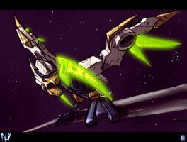 Energon Divebomb colory by dcjosh
