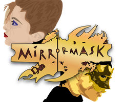 MirrorMask by ilinamorato