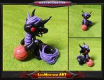 Baggio Dragon by LuisMonterieArt