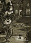 The vision of SARDAX. by Maxpony