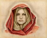 Cloaked : coloured by obduracy