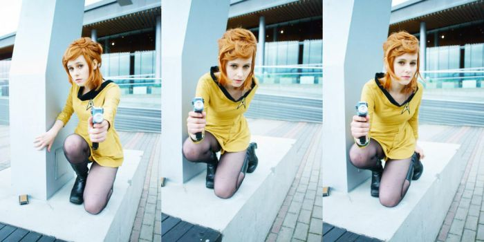 Set Phasers To Stun by Emmaliene