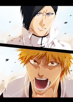 Bleach 619 - What the hell you're doing .. by KhalilXPirates