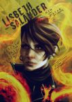 Lisbeth Salander by Austh