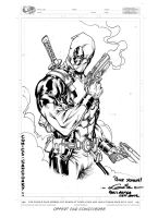 Deadpool - Paris Manga SciFi Show (sept2012) by SpiderGuile