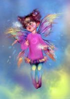 My sweet fairy by masebi2