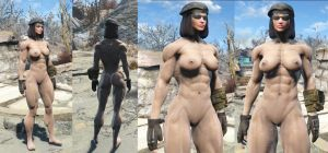 Realistic new normal maps for F4 Ripped by Tigersan