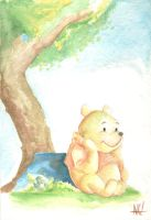 Winnie the Pooh by James-in-the-Shell