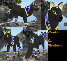 My Feral Heart presets: Anubis by Neakatsu