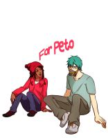 For Peto by gabzillaz