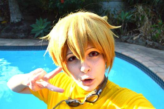 Free! - Let's Swim Well Today! by Pudique