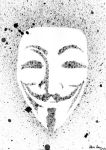 We are black and white Anonymous by you95100