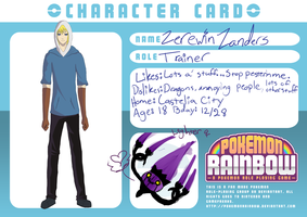 Trainer Card: Zerewin (Version 2) by Zerewin
