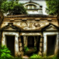 Highgate Cemetery London 10 by GraveQueen