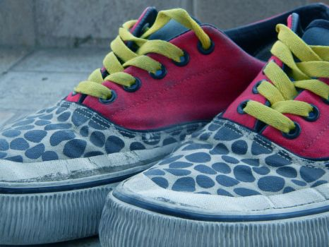 my shoes by tsoube