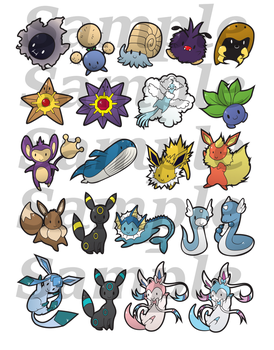Pokederps Sheet 3 by Zephyr-Aryn