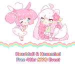 ENDING IN 3 HOURS - Free 48hr MYO Event by Valyriana
