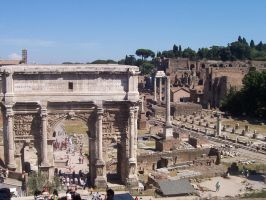 Rome by Greenshift117