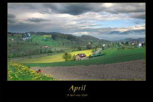 April by Oli4D
