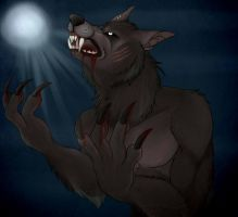 curse of the werewolf by Mordlysten