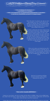 Equine Body Prep Tutorial (OLD) by CallOfTheRain