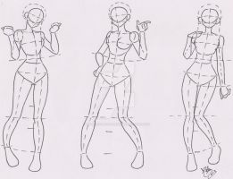 Practice: moving bodies by FutagoFude-2insROID