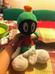 Marvin Martian 2011 Plush by marvincmf