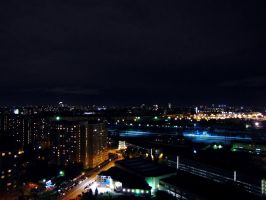 Night Moscow2 by Lady-Integra