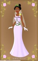 Tiana wedding 2 by monsterhighlover3