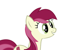 Roseluck : Happy by ShadyHorseman