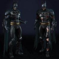 Injustice Gods Among Us Batman New 52 by ArmachamCorp