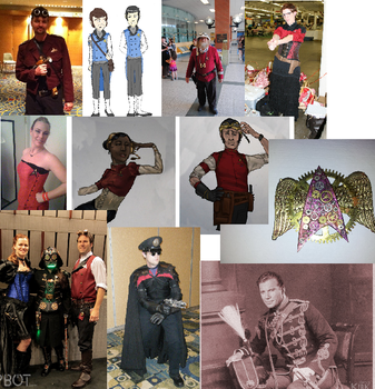 Several Previous Concepts and Costumes from Others by citizenkaneV