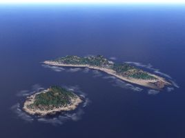 Island by Cravero