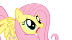 Fluttershy is shocked by DanBackslide7