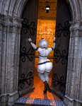 Gothic Courtyard p4 by Rivaliant