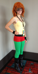 Hawkgirl Cosplay by JustineMB