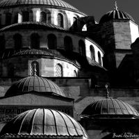 blue less mosque by image-b