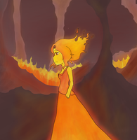 Flame Princess' domain by Flamingoz