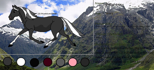 Herd of the Mountains Application Greyshadow by RaindropLily