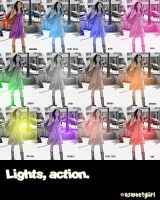 Lights, action,. by asweetgiirl