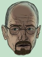 Walter White by Korrdin