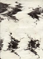 Paper Marbling 9 by approachableart