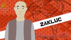 Serpents of Old Cast - Zakluc by BattlePyramid